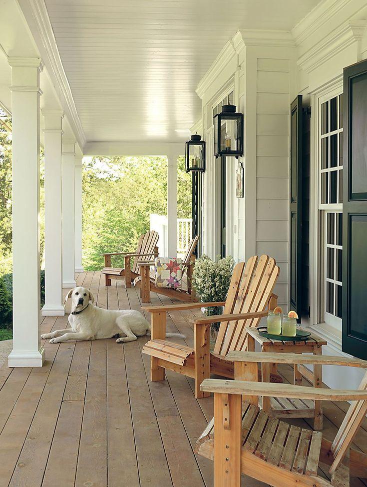 Die besten 25+ Amerikanische häuser Ideen auf Pinterest Häuser - wohnzimmer amerikanischer stil