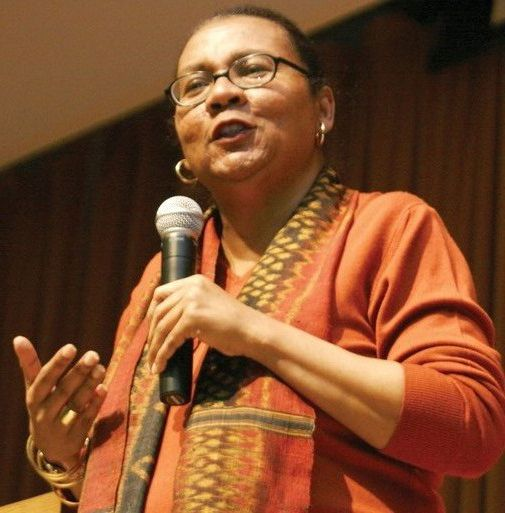 bell hooks | Her Diamondback: Wednesday's Woman to Woman Salute: bell hooks