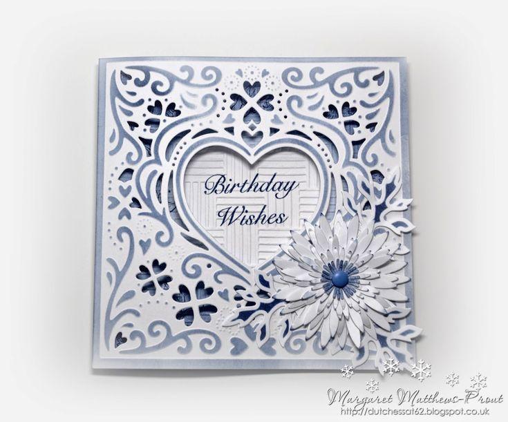dutchess: Crafters companion card creator die......