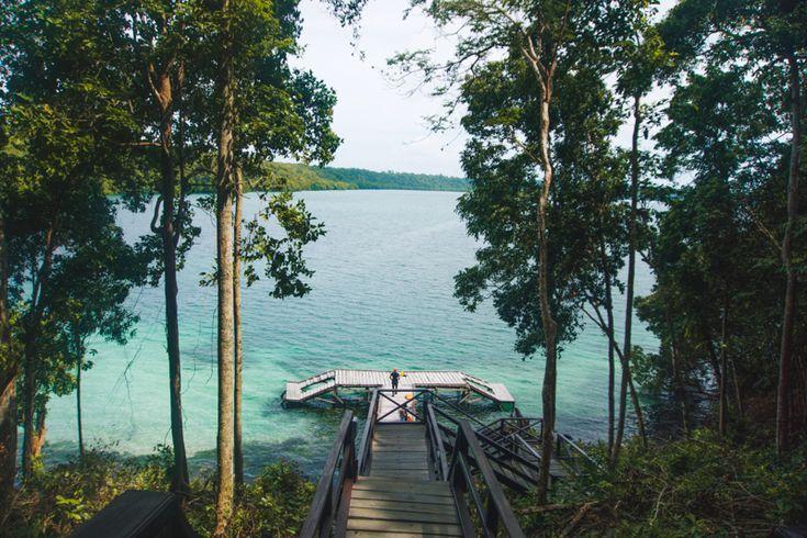Kakaban Island   Derawan Archipelago, East Kalimantan, Indonesia