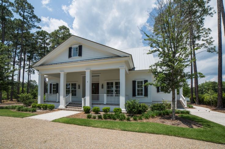 Porch in Palmetto Bluff   Southern Style   Lowcountry Living   Luxury Real Estate Bluffton, South Carolina