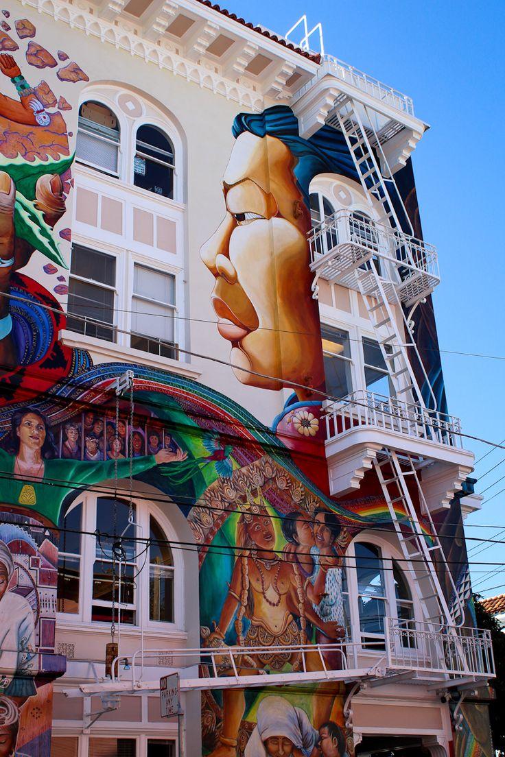 San Francisco The Women's Building à Mission