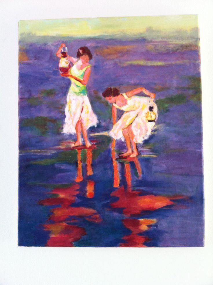 Painting - parafrase