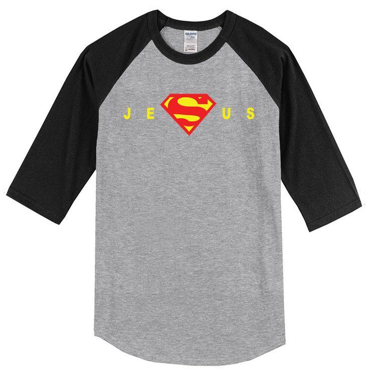 Men's T-shirts 2017 Men Super Jesus Christ Homeboy Superstar T Shirt cotton raglan t shirt men harajuku homme brand clothing top #Affiliate