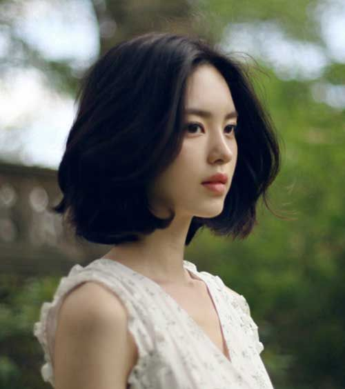 Really Lovely Asian Short Haircut Ideas | http://www.short-hairstyles.co/really-lovely-asian-short-haircut-ideas.html
