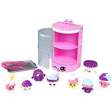 Shopkins Season 3 Food Fair - Cupcake Collection 8 Pack