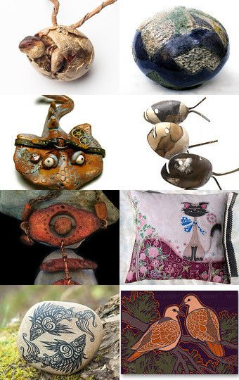 Fishing Expedition  by kate reeve on Etsy--Pinned with TreasuryPin.com