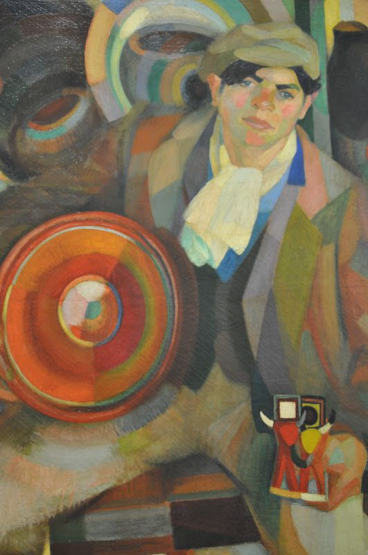Eduardo Viana - oil on canvas - 1919