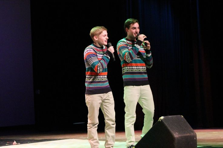 More from the Grad Christmas Talent Show 2013