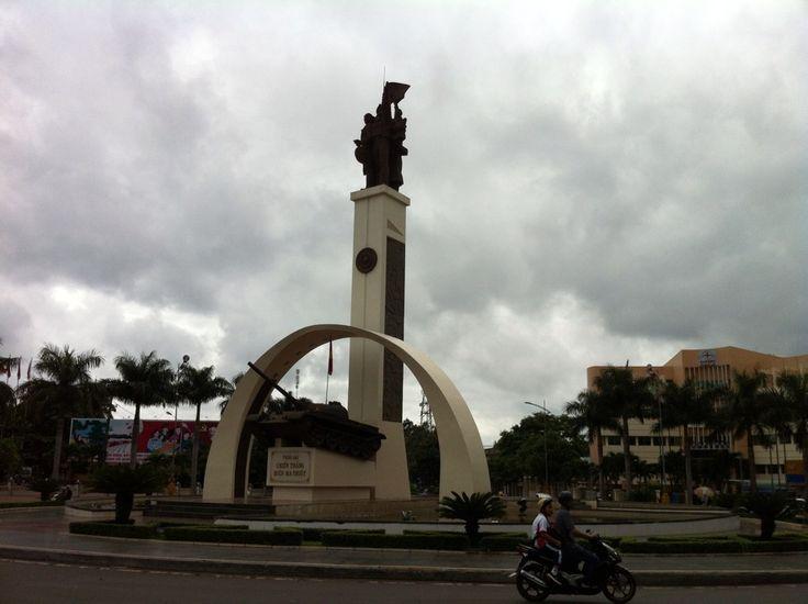Buon Ma Thuot in Tỉnh Đắk Lắk www.vietnambiketrail.com