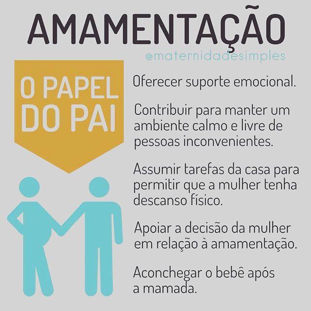 Regram @maternidadesimples #amamentacao #amamentar