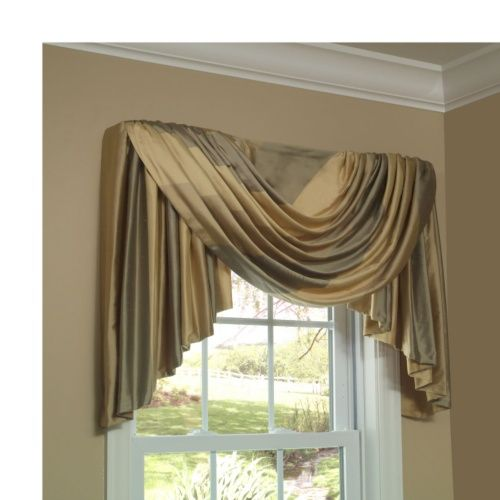 Classic Swag Curtains Swags Amp Jabots Pinterest