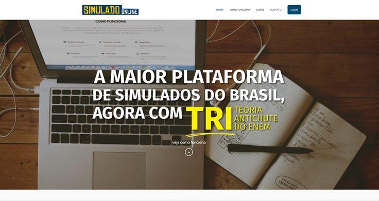 Simulado Enem Online abre inscrições Gratuitas