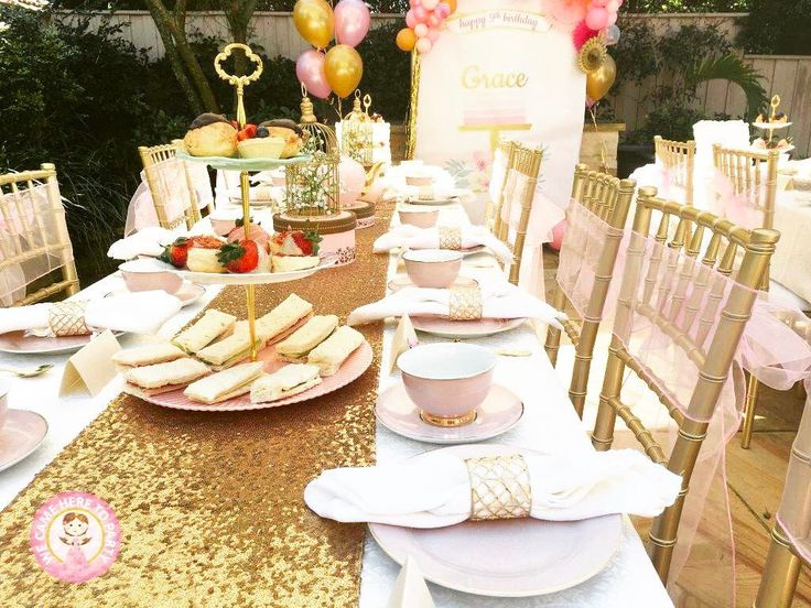"""36 Likes, 4 Comments - We Came Here To Party (@wecameheretopartyaus) on Instagram: """"Our Luxe High Tea ✨☕️🍰🎀🌷🎉✨"""""""