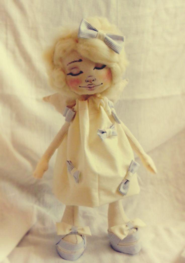 Mój nowy aniołek, waniliowe marzenie, My new little angel , vanilla dream