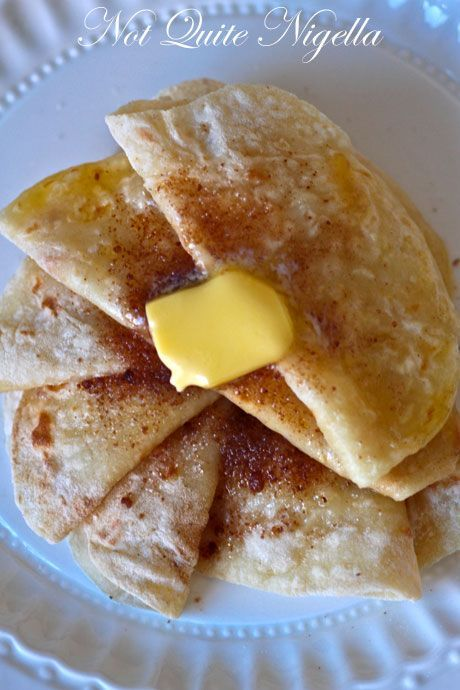 Nórska lefse recept