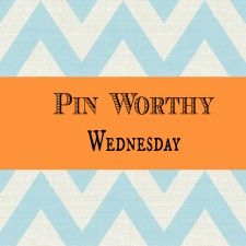 New link party...featured linkers get invited to join the Pin-Worthy Wednesday Pinterest Group Board!