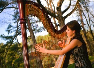 I Am Having A Harpist For My Ceremony Music Wedding