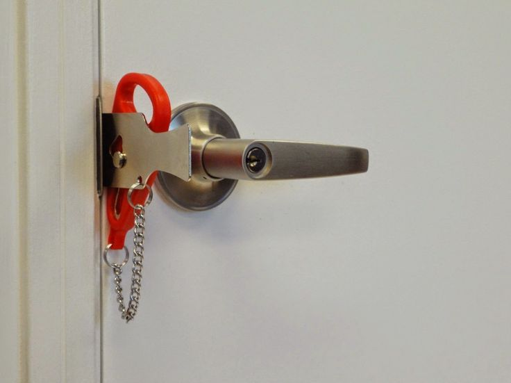 Securing A Door Without A Lock