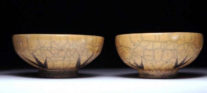 "Justyna Karamuz • ""Gong Fu Cha"" tea bowls"
