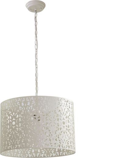 Vicky 60 Pendant - White, Pendants, Contemporary, New Zealand's Leading Online Lighting Store