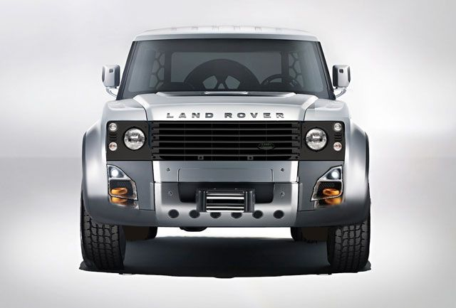 Land Rover New Defender. CLICK the PICTURE or check out my BLOG for more…