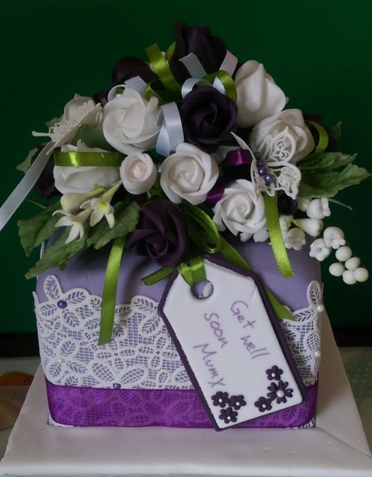 25 best Get well cake images on Pinterest   Get well, Get well soon ...