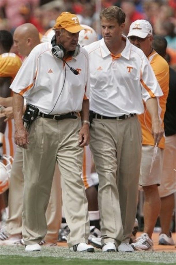 LANE KIFFIN: NOT A MAN A DAD SHOULD B PROUD OF.  FIRED FROM USC.....SHOULD HAVE REMAINED A VOL I GUESS!!!!    :)