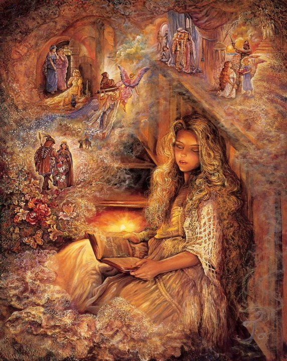 Illustration/Painting by Josephine Wall                                                                                                                                                      More