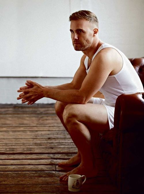 Gary Barlow For GQ Style | Oh yes I am