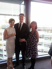 Thomas and Liz's wedding at the Star