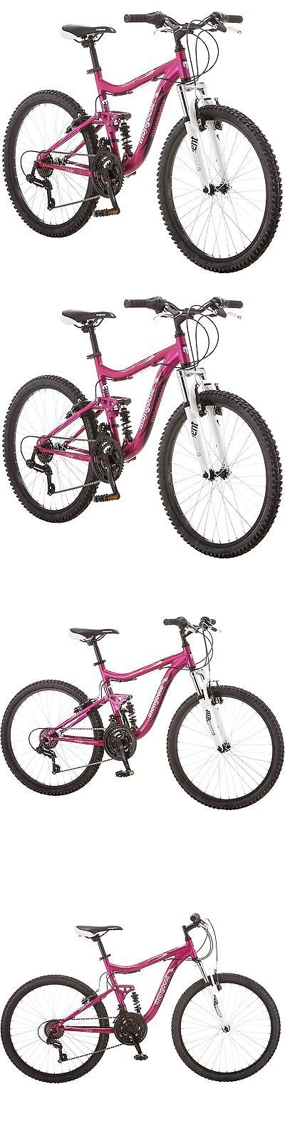 bicycles: 24 Mongoose Ledge 2.1 Girls Mountain Bike 21 Speed Alloy Rims Pink -> BUY IT NOW ONLY: $140.16 on eBay!