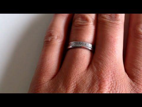 Workshop: van Munt naar Ring - deel 2 (make a ring from a coin - part 2)