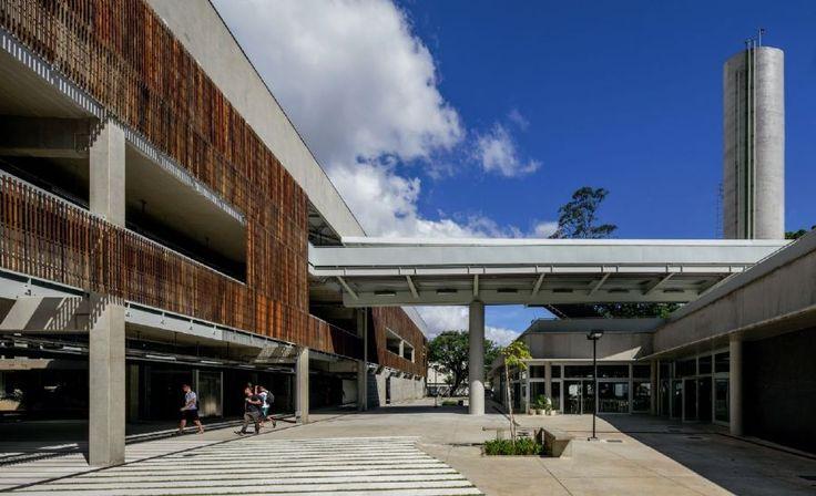 Senai de São Caetano, SP, de NPC Grupo Arquitetura :: aU - Arquitetura e…