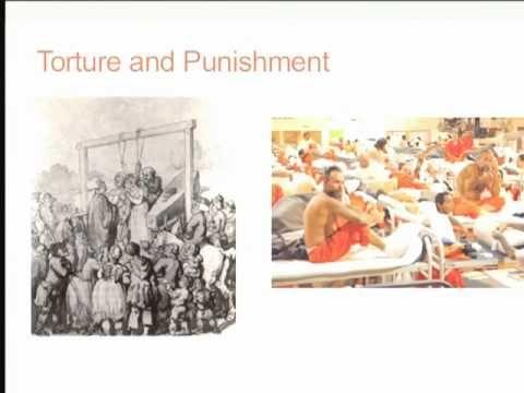 Legal Studies 160 - Lecture 26: Restorative Justice