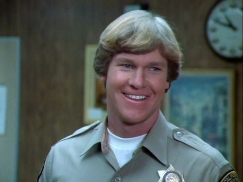 Larry Wilcox as Jon Baker wallpaper probably containing a special forces, battle dress, and fatigues in The CHiPs Club