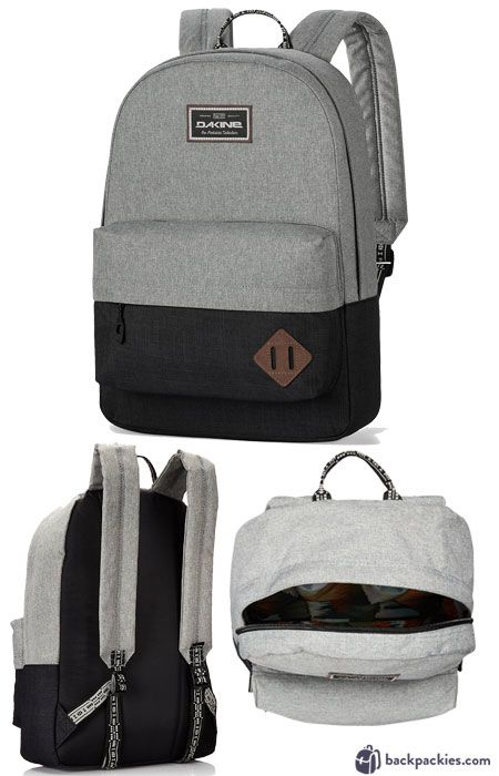 Dakine 365 Pack - Stylish mens backpack for college - Full review: https://backpackies.com/blog/best-cheap-backpacks-for-school/#dakine