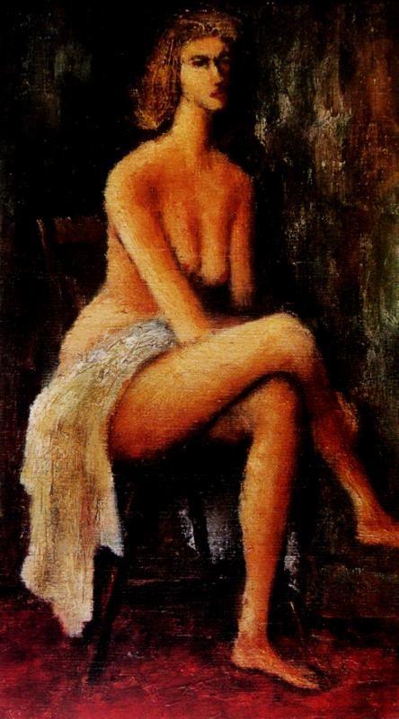 Little Nude George Russell Drysdale (1912-81) Australia