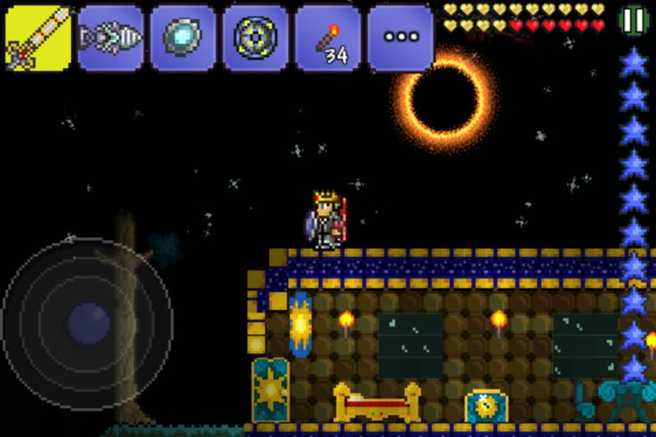 how to get a solar eclipse terraria