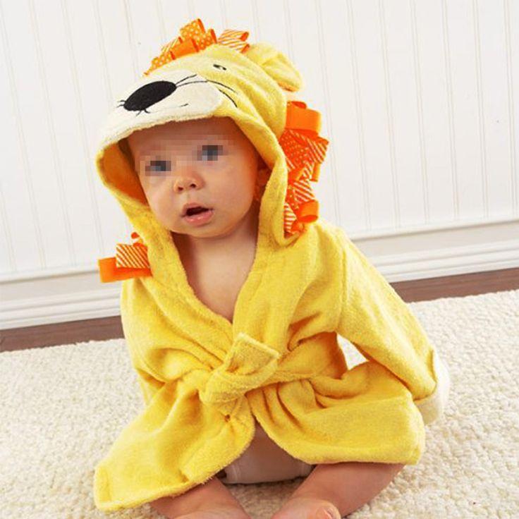 Cheap Bambino Telo da mare Per Bambini Divertente Gufo Animale Panda Shark Con…