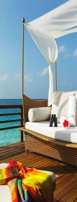 Baros Hotel, Maldives