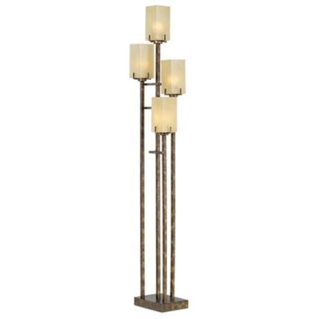 18 best floor lamps images on pinterest floor standing lamps kathy ireland city heights copper bronze uplight floor lamp aloadofball Gallery