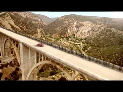 Il video ufficiale di presentazione della nuova Jaguar F-Type