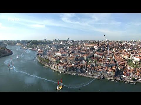 Porto Red Bull Air Race Race Day Action | Via Red Bull Air Race | 3/09/2017 #Portugal