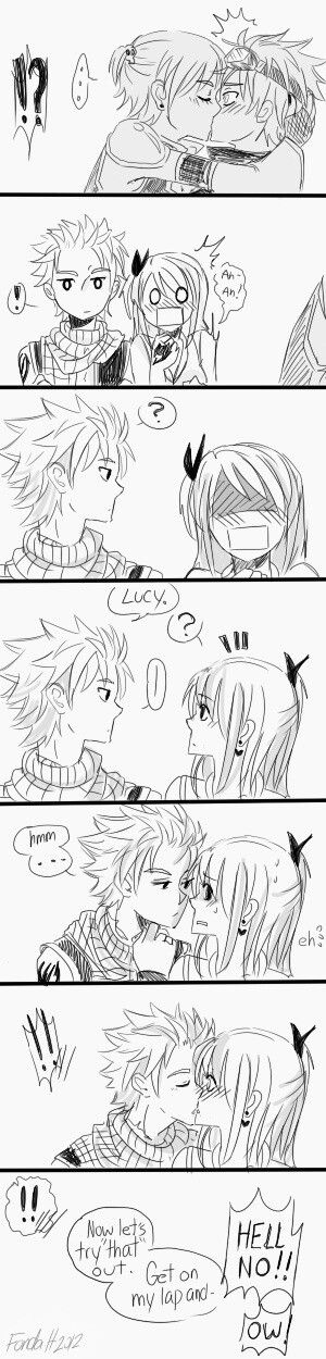 NaLu & Edo NaLu I seriously can not stpp laughing!!