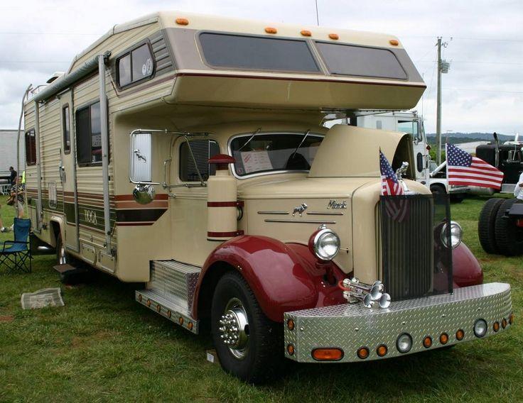 vintage motorhome - Google Search