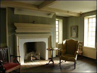 Parlor Of Harriton House