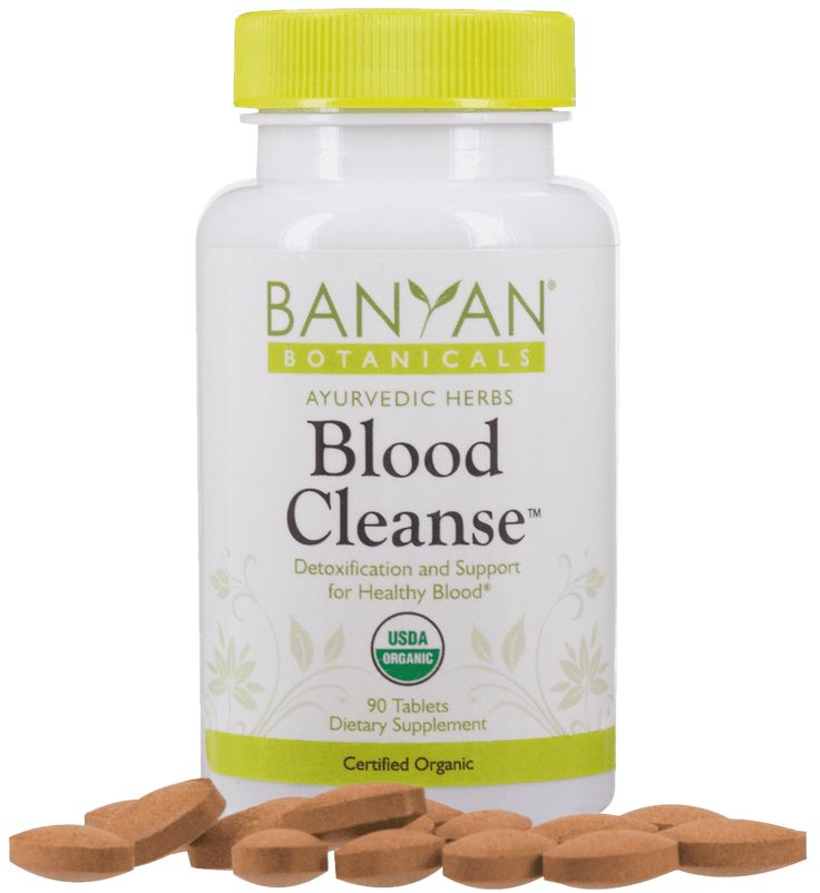 Buy Blood Cleanse Supplements Online - Organic Blood Cleanse Tablets for Sale…