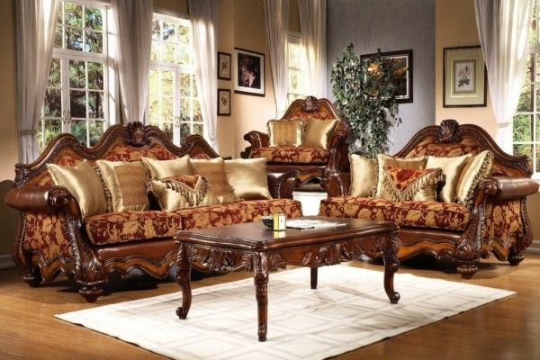 Elegant Traditional Living Room Furniture | office furniture ideas ...