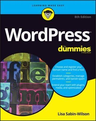Wordpress For Dummies Pdf Download Ebook Wordpress For Dummies